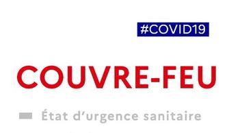 Couvre feu en Haute-Vienne